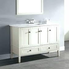 48 inch door bathroom vanity inch soft white inch 2 door 2 drawer bath vanity with 48 inch door