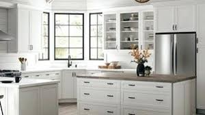 Kitchen With Off White Cabinets - Kitchen Appliances Tips ...
