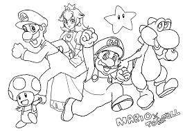 マリオ キャラクター ぬりえの検索結果 Yahoo検索画像