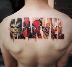 Marvel Comics Tattoo татуировки идеи для татуировок и эскиз тату