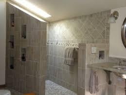 Doorless Walk In Shower Designs