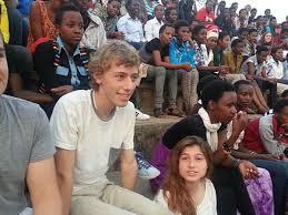 Anne Heyman's Son Gets Poignant Welcome at Rwanda School – The Forward