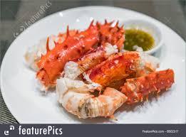 Photo Of Alaskan King Crab Meat