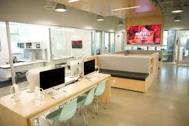 Office google India Alterras Techinspired Office Was Designed By San Franciscobased Design Studio That The Wall Street Journal Googlestyle Office Perks Go Mainstream Wsj