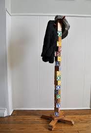 How To Make A Coat Rack Tree How To Make A Diy Coat Rack Tree Diy For Life Lowes Coat Rack 6
