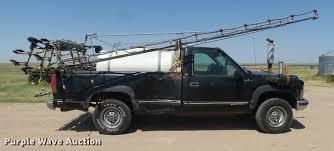 1996 Chevrolet 3500 pickup truck with spray unit | Item DB26...