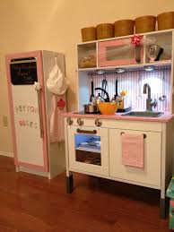 Childrens Wooden Kitchen Furniture The 5 Best Diy Play Kitchens Ikea Billy Kitchen Hacks And Towels