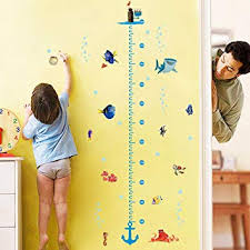 Beyonds Growth Chart For Kids Baby Wall Amazon Com