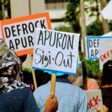 Image result for defrock apuron