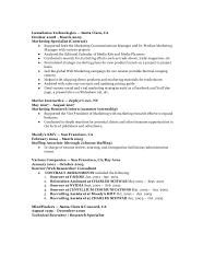 through google analytics 3 market research analyst resume sample