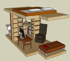 Small Picture How To Build A Doomsday Family Bunker Pipes Tiny houses and House