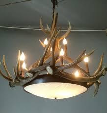 elk antler chandelier elk antler chandelier lighting