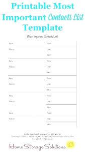 Company Phone Directory Template Company Phone Directory
