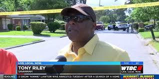 man shot in leg in liberty city neighborhood in savannah