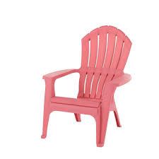 realcomfort flamingo plastic adirondack chair