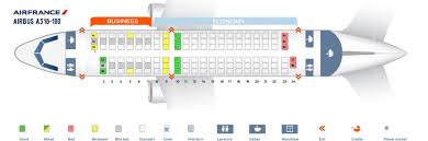 Aeroflot Flight 107 Seating Chart Air France Fleet Airbus A318 100 Details And Pictures