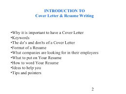 Cover Letter And Resume Writing For Examples Sample Cover Letters