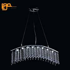 linear crystal chandelier full image for modern contemporary rectangular island dining room chandeli linear crystal chandelier