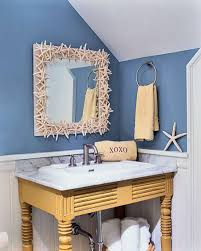 beach style bathroom. Contemporary Bathroom Fullsize Of Manly Wainscoting Bathrooms Bathroom Sink Blue Beach Style  Marble Counters Ideas 906x1133 Sloped  Intended C