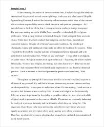 english subject essay pt3 story