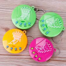<b>Hot</b> Sale <b>Creative</b> Round 90S Nostalgic Tamagotchi <b>Electronic</b> Pets ...