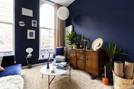 Living room pendant lighting ideas Led The Dark Blue Walls And Earthy Fiber Carpet Were Chosen For Their Ability To Encourage Unwinding Greenandcleanukcom Best 60 Modern Living Room Pendant Lighting Design Photos And Ideas