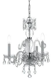 chrome mini chandelier traditional crystal 3 light clear crystal chrome mini chandelier ii amorette chrome mini chrome mini chandelier