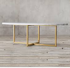 china modern gold stainless steel legs marble top oval round coffee table china coffee table oval coffee table