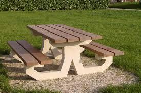 Table Pique Nique Nature 496671