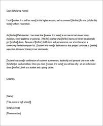 Personal Reference Letter For Student 7 Sample Personal Recommendation Letter Free Sample
