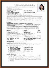 Best Resume Structure Teller Resume Sample