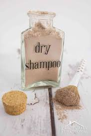 this is my favorite diy dry shampoo recipe for dark hair gets rid of the