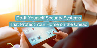 cheap home security system. whether youu0027re a techie or novice at home automation weu0027ll offer options to install your own security system price you can afford cheap