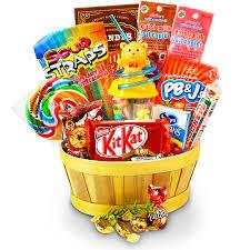 candy heaven children gift basket
