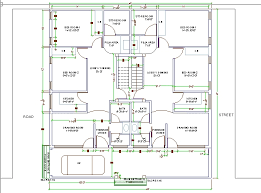 design a house with autocad with beautiful cad house design house design for two families autocad 3d
