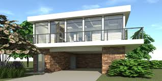 Modern House Plans by Tyree House Plans Get Real Modern