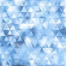 Light Blue Triangle Light Blue Triangle Polygonal Background Design