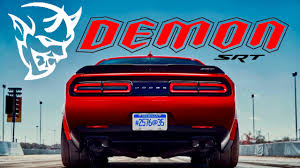 2018 Dodge Demon: NEWS UPDATE (Hidden Clues & Horsepower Revealed ...
