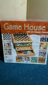 Wooden Games Compendium Wooden games compendium in Kingsbridge Devon Gumtree 94