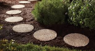 add the beauty of stones to your landscaping design by using round