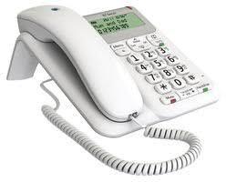 Bt Decor 2200 Corded Telephone BT Decor 60CID Hands Free Speaker Phone Corded Telephone 1