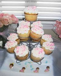 Baby Shower Cupcakes Girl With Ideas For A Boy Plus Cupcake Twins