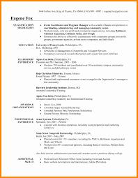 Civil Service Resume Templates Best of Volunteer Service On Resume Luxury Civil Service Resume Templates