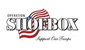 Image result for shoebox for soldiers