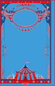 009 Carnival Invitationate Free Download Birthday Party