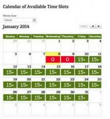 garden grocer delivery calendar pick your date time