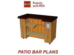 diy pub table plans pub table plans patio bar patio bar plans outdoor bar table plans