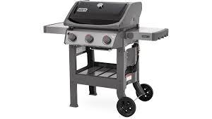 Barbecue À gaz Weber Spirit II E-310 Plancha | Jardin