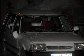 Zonguldak'ta kına dönüşü otomobil tarandı: 3 ölü 1 yaralı