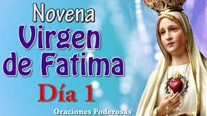Santo ROSARIO Virgen de FATIMA Jueves 13 Mayo 2021🌹 rosario virgen de  Fátima 🌹misterios luminosos - YouTube